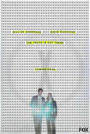 New X-Files poster