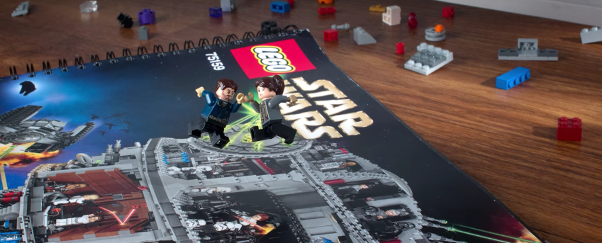 LEGO Retells Rogue One in Adorable Short