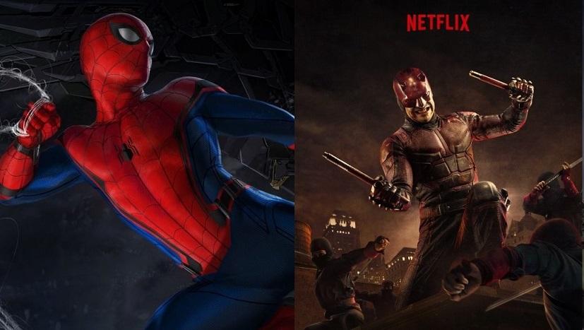 Netflix's Daredevil to Appear in Spider-Man Sequel?