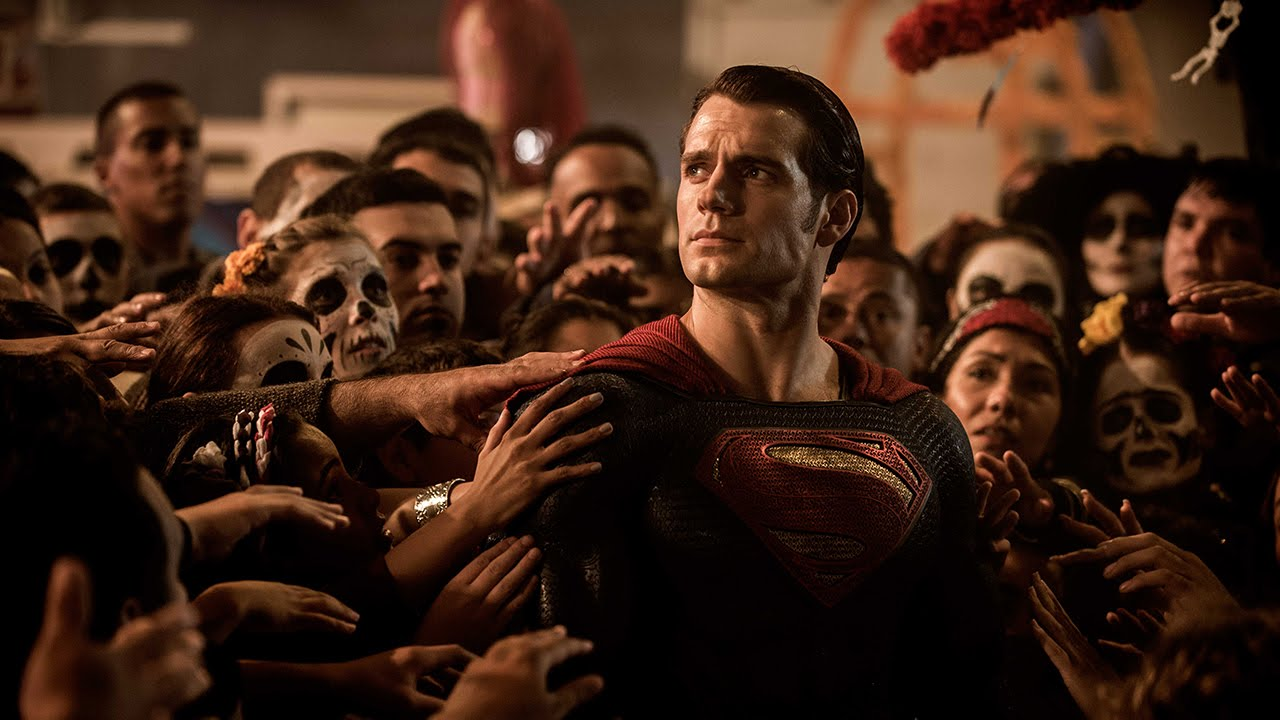 J.J. Abrams Denies Superman Movie Rumors