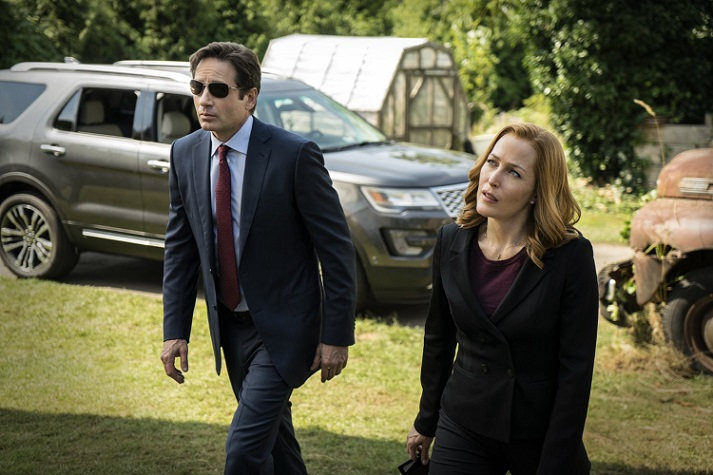 The X-Files Re-Opened for 10 Episode Series Event