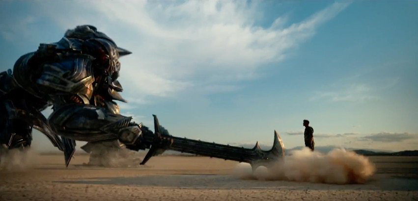 New Transformers The Last Knight Teaser Re-Writes Lore