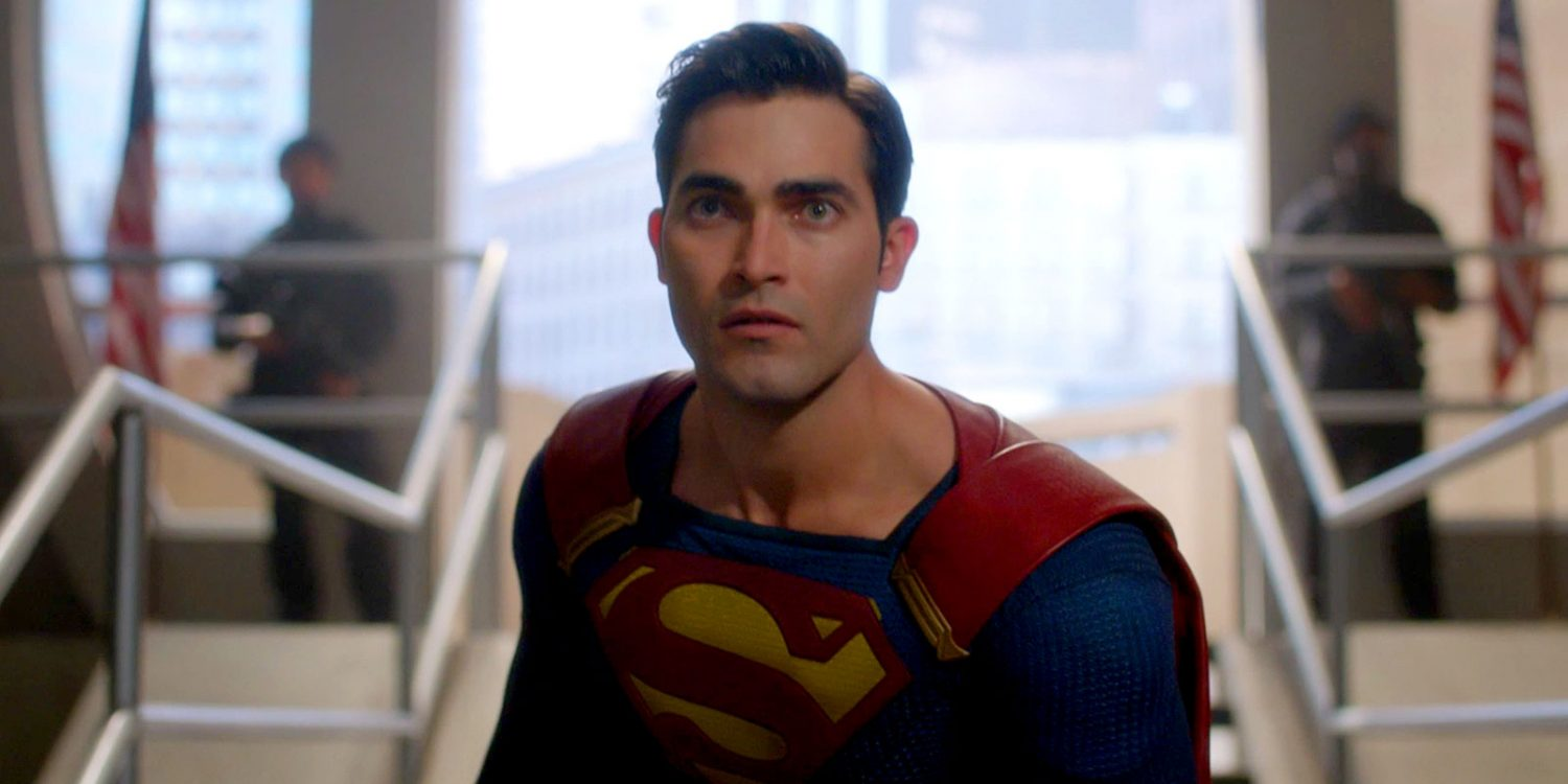 Tyler Hoechlin's Superman