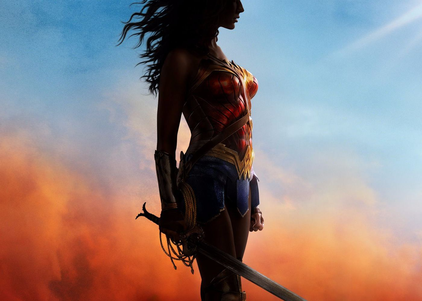 Patty Jenkins Shares New Action-Packed Wonder Woman Teaser