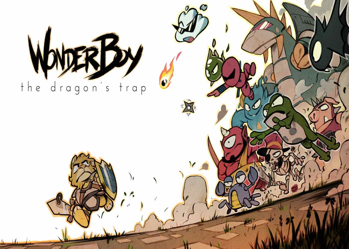 Wonder Boy: The Dragon's Trap; A Remake Done Right?