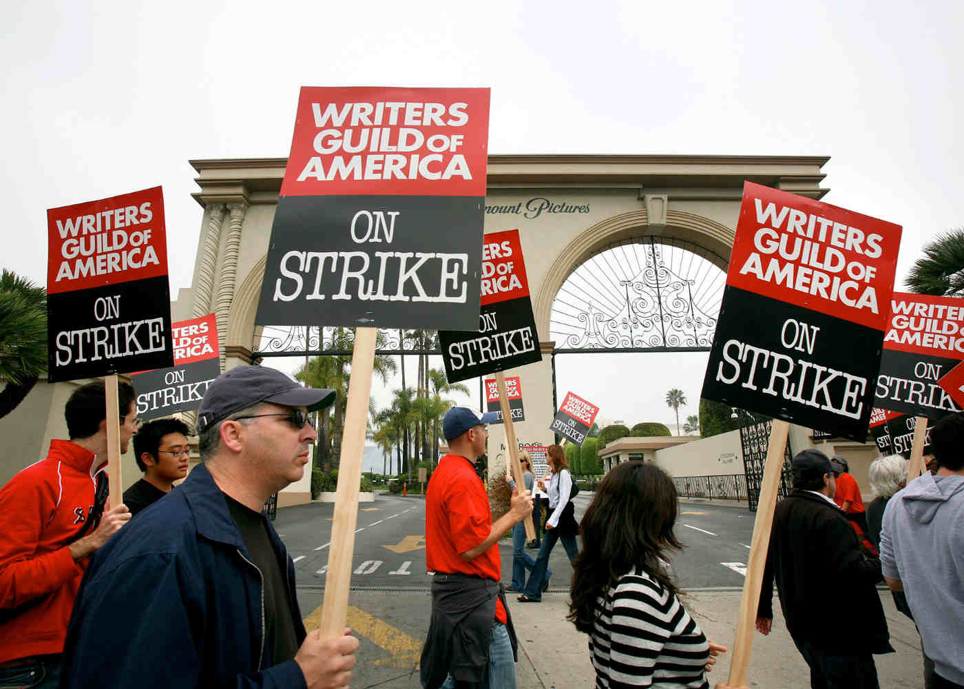 WGA Approves Writers' Strike Pending Negotiations