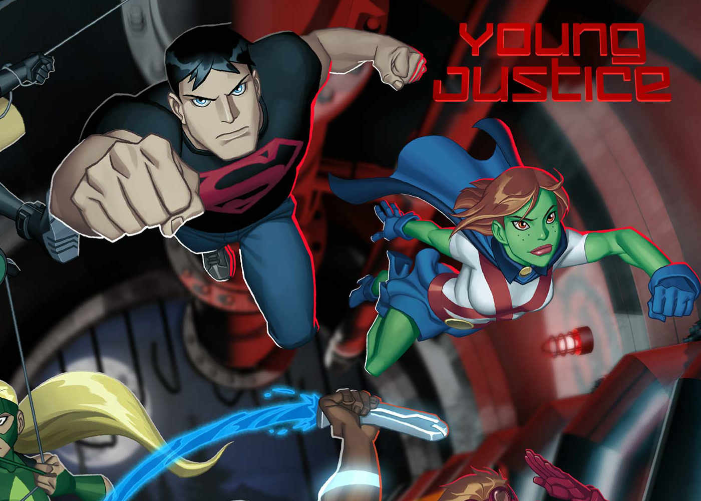 DC Launching Digital Service with Live-Action Titans & Young Justice: Outsiders
