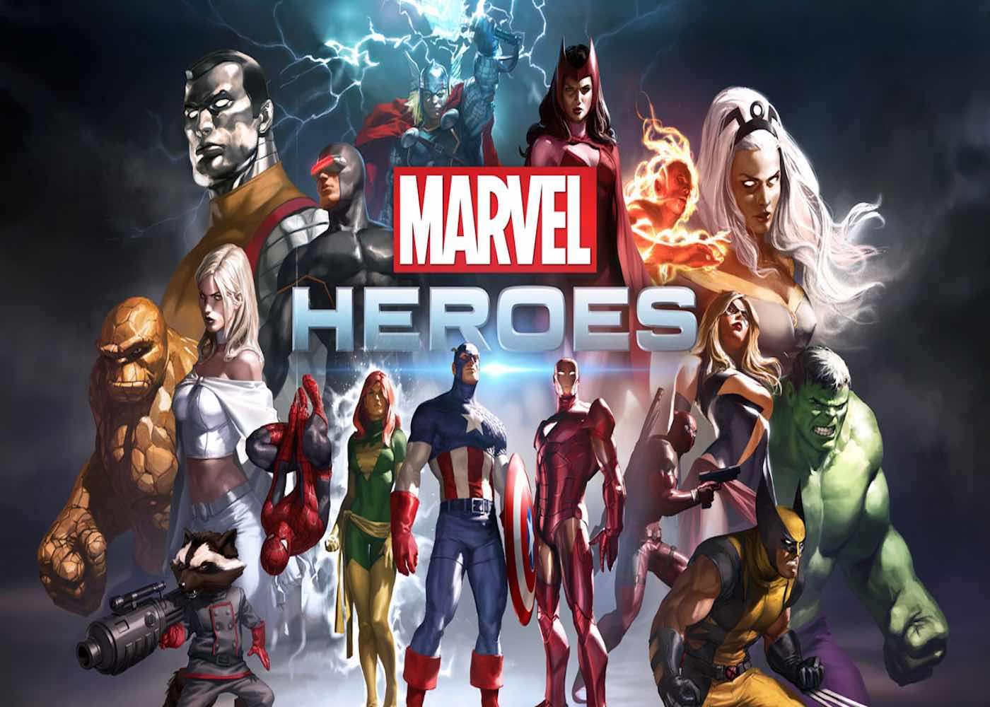 Marvel Heroes Omega: How Is It Shaping Up On PS4 and Xbox One?