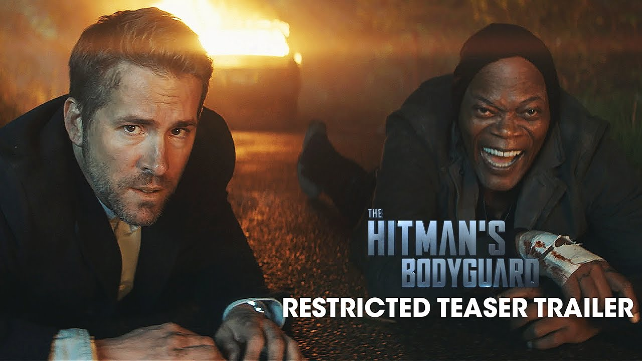 Ryan Reynolds and Samuel L. Jackson Star in 'The Hitman's Bodyguard' NSFW Trailer