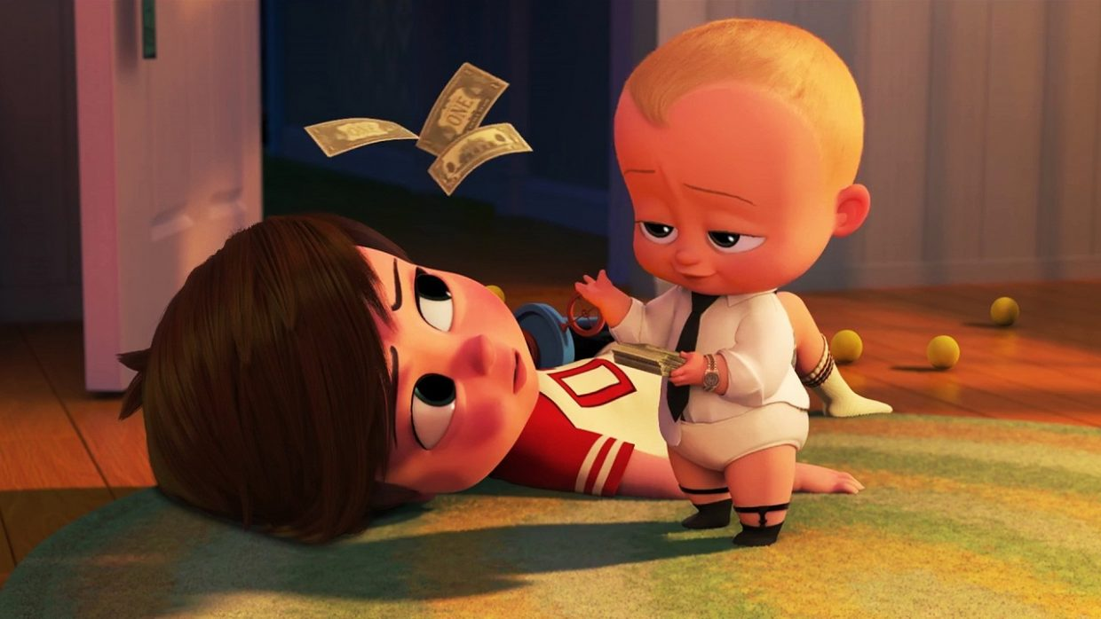 'The Boss Baby' Surprises as 'Ghost in the Shell' Disappoints at Box Office