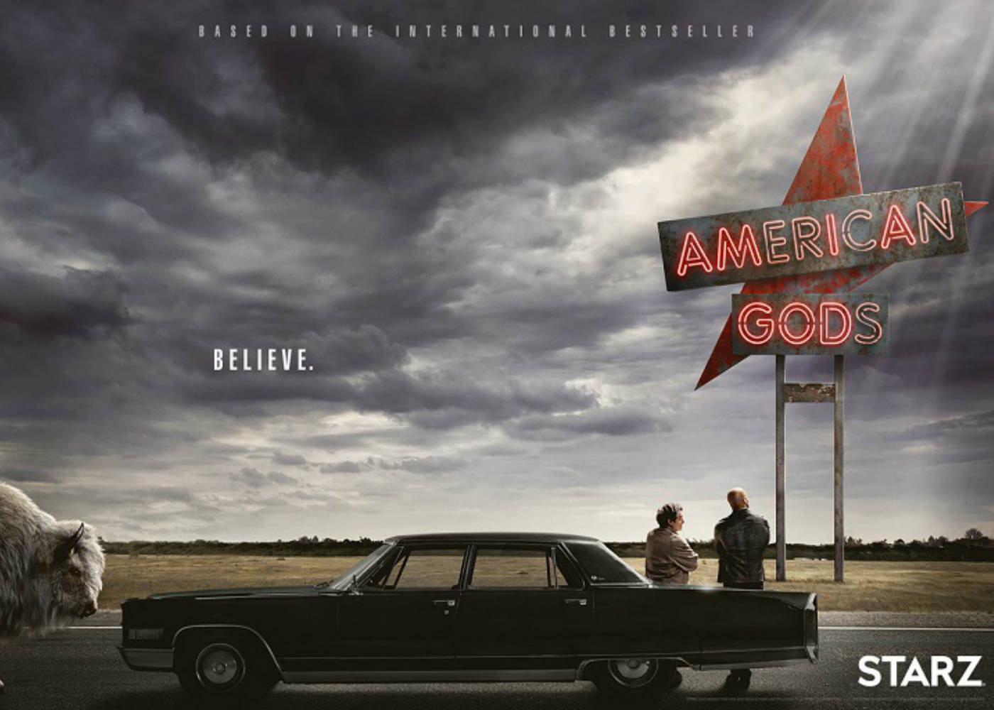 American Gods Makes Audacious Debut
