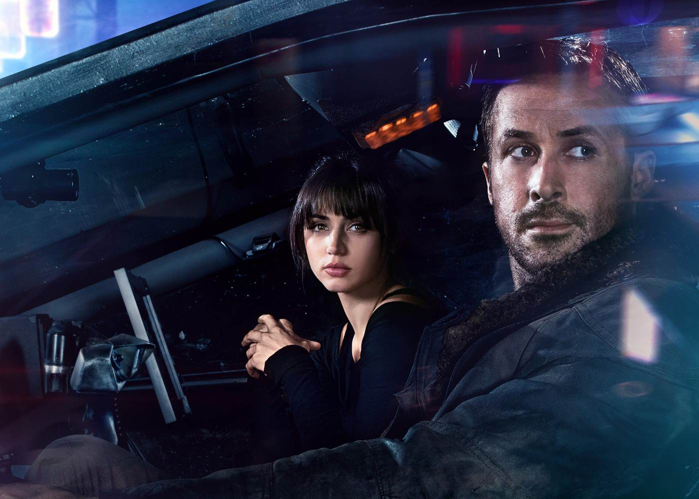 New Footage in Blade Runner 2049 'Begins' TV Spot
