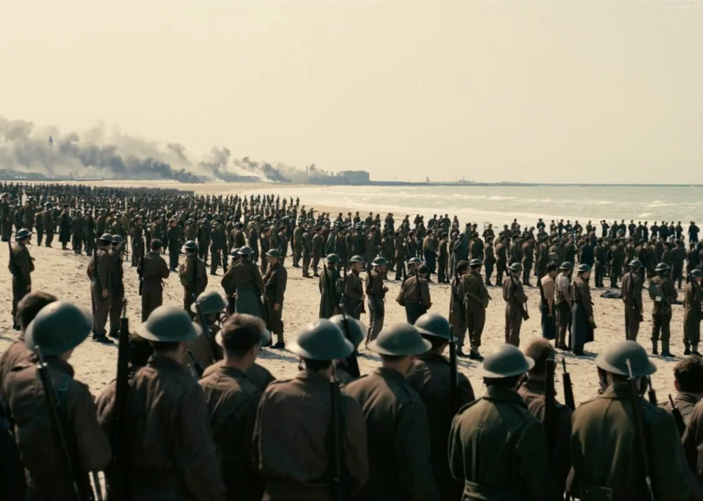 The Second Full Length Trailer for Dunkirk is Here