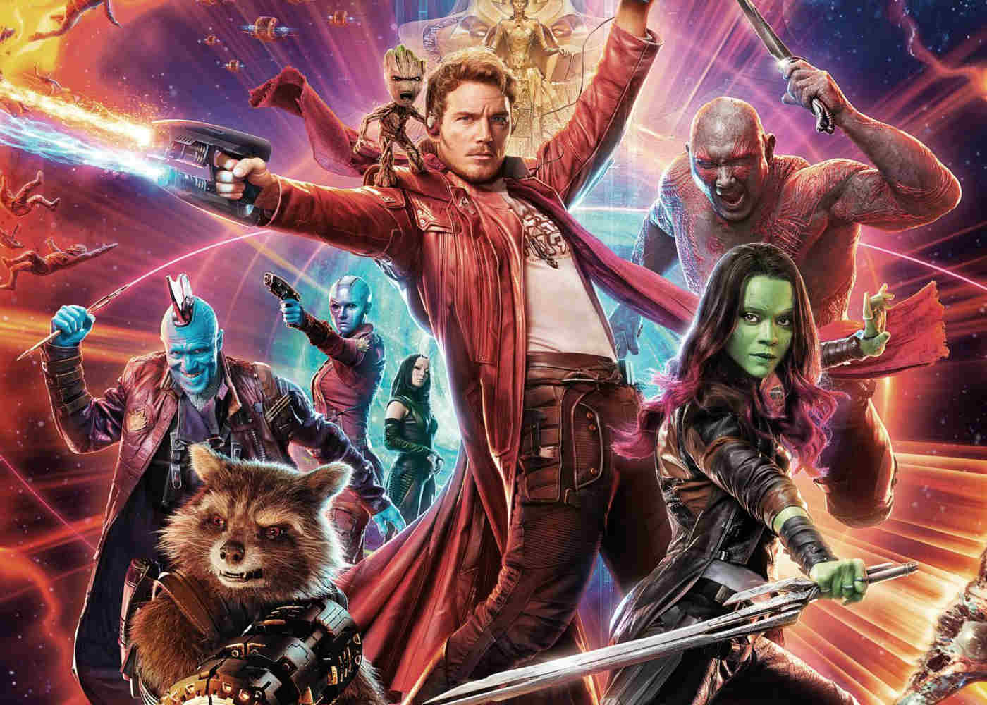 James Gunn: The Future of The Guardians of The Galaxy