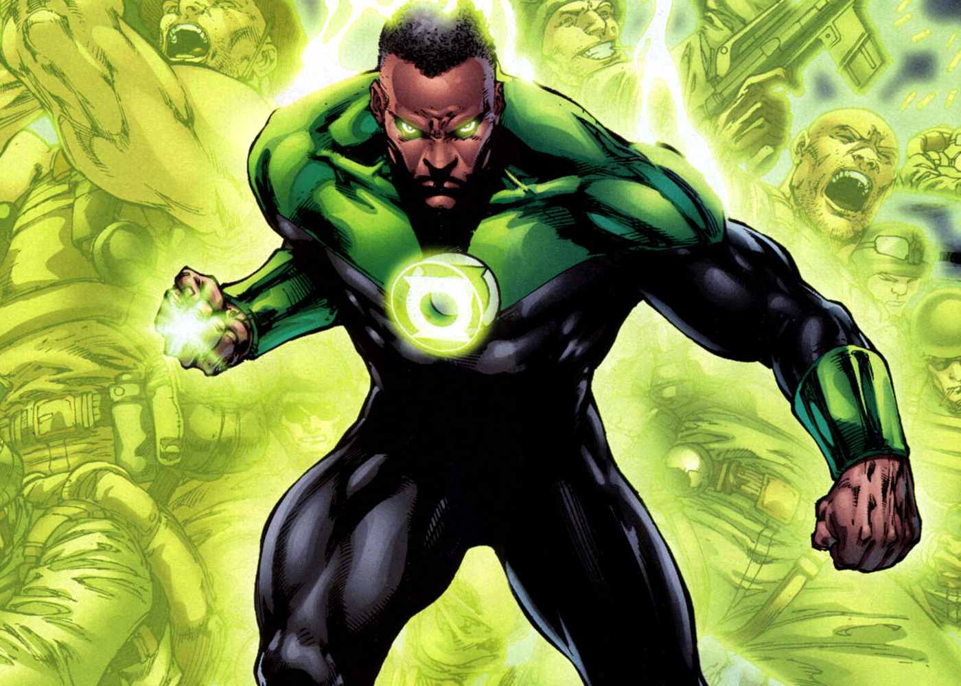 Tyrese Gibson Back to Campaigning for Green Lantern Role?