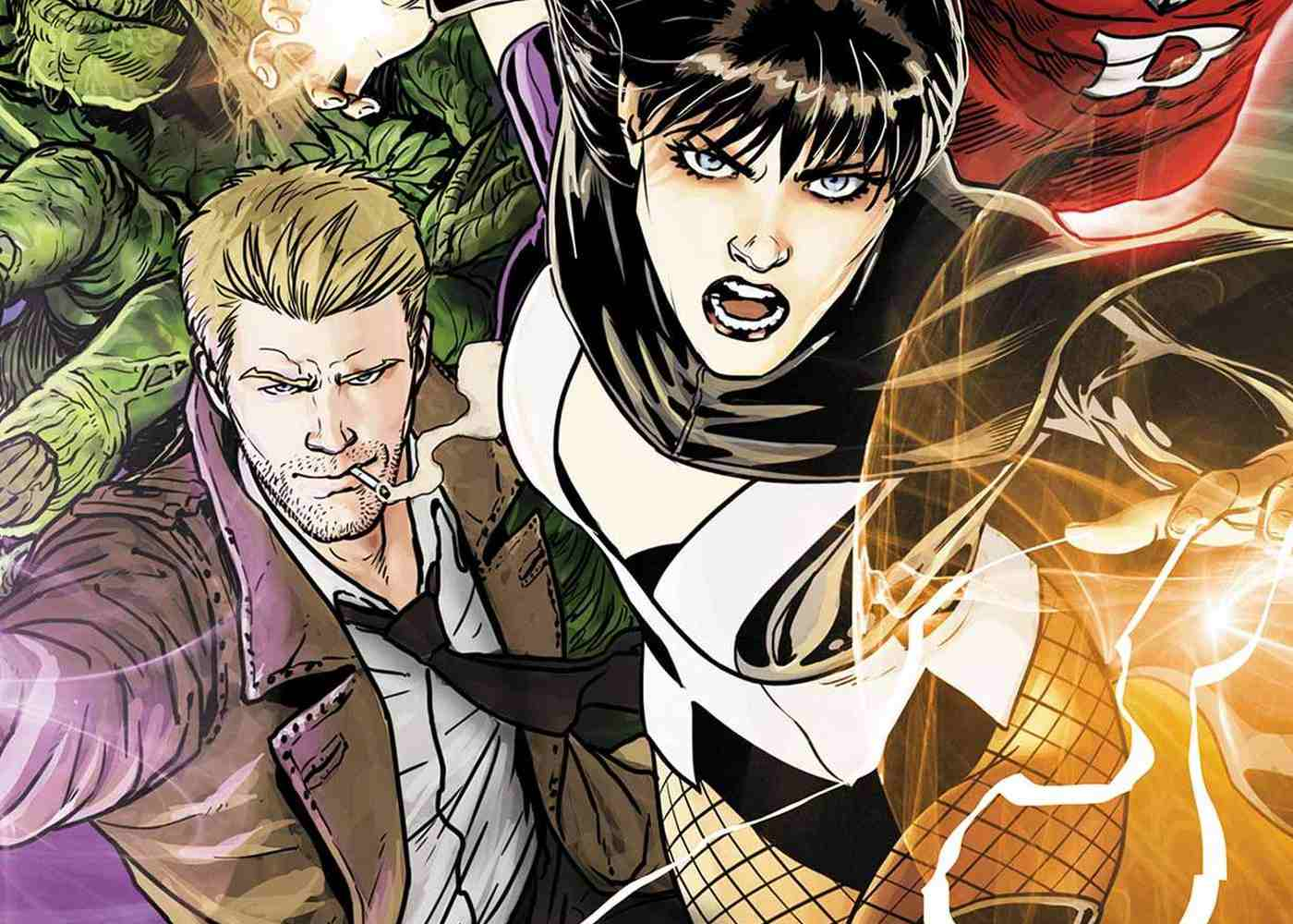"Justice League Dark Director Teases a ""Character Driven"" Story"