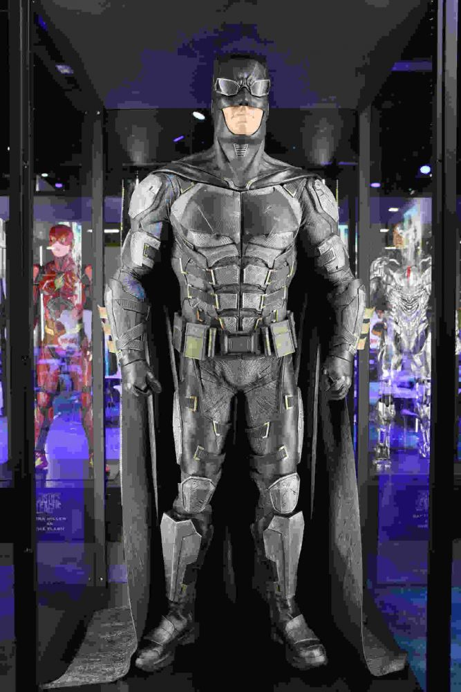 Batman costume, Justice League