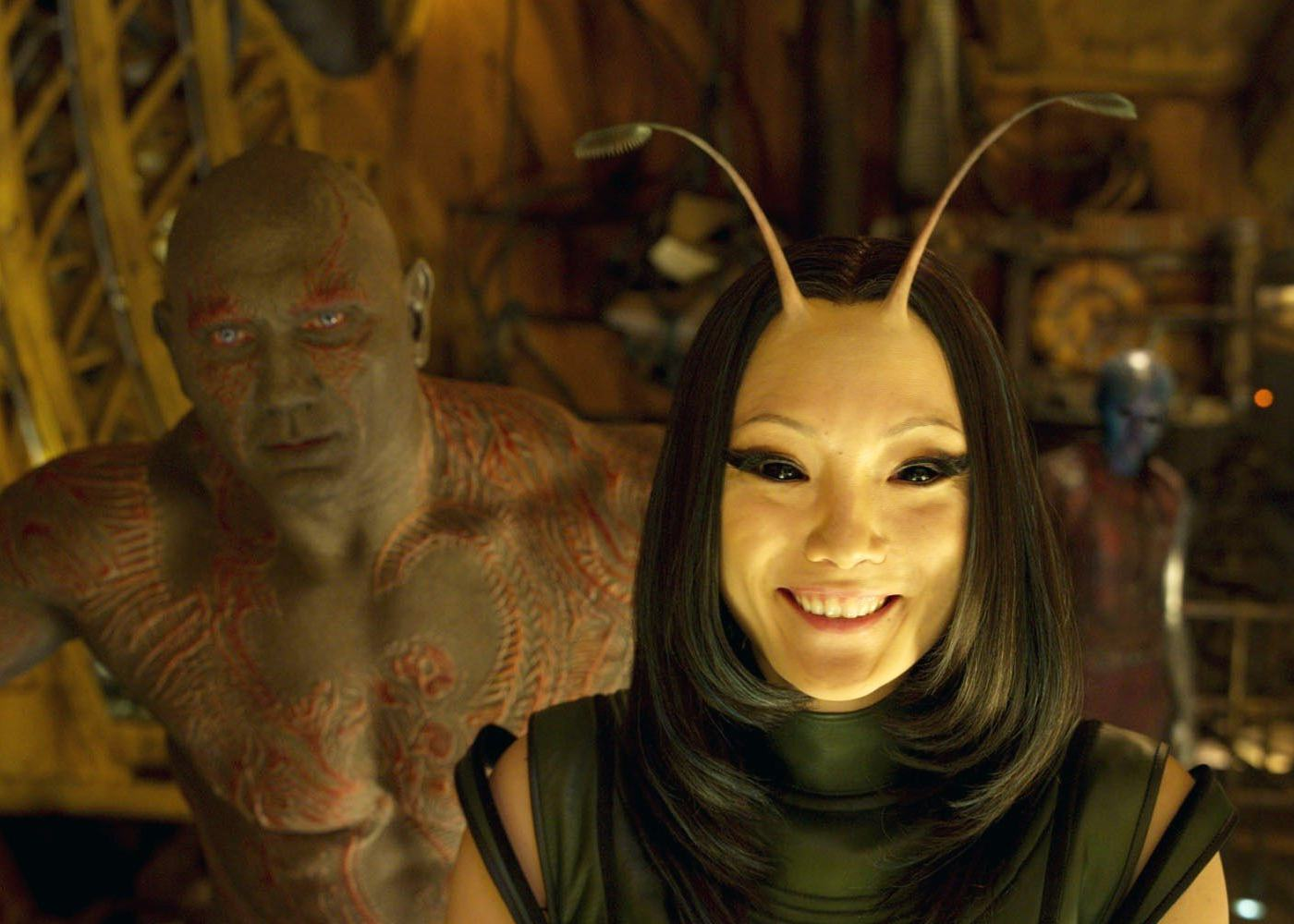 Mantis Creator Unhappy with Guardians Vol. 2 Portrayal