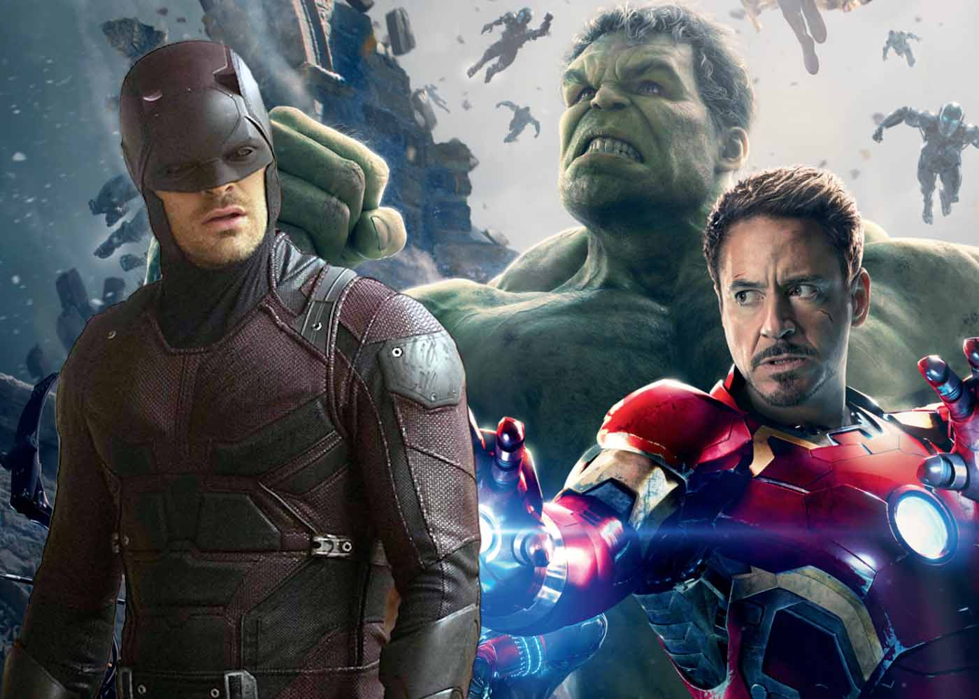 Kevin Feige Thinks a Marvel TV/Film Crossover is Inevitable