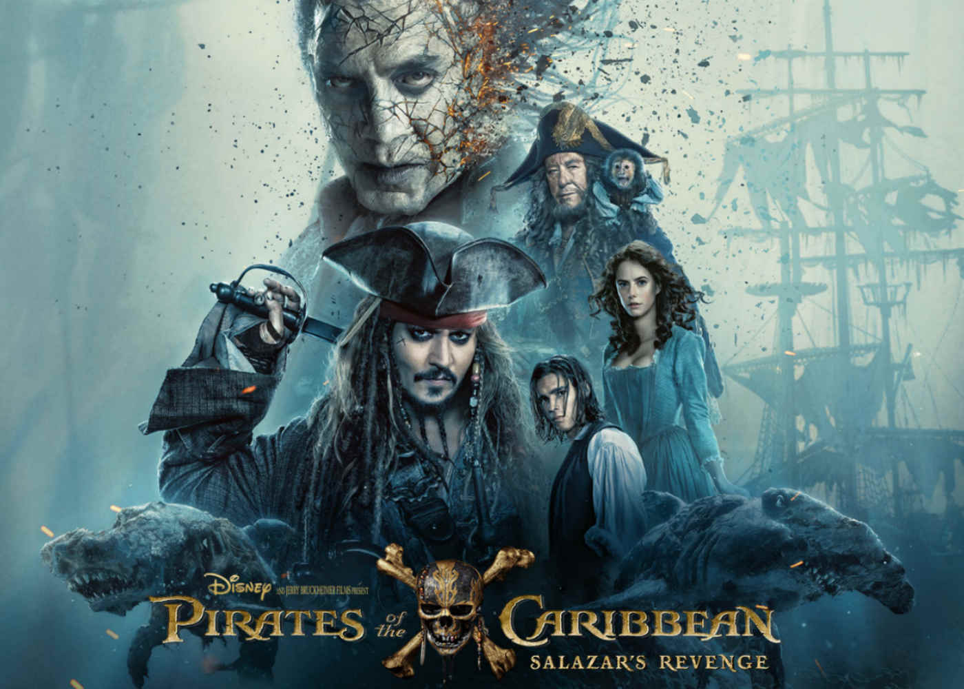 Review: Pirates of the Caribbean: Salazar's Revenge Steers Franchise to Safer Waters