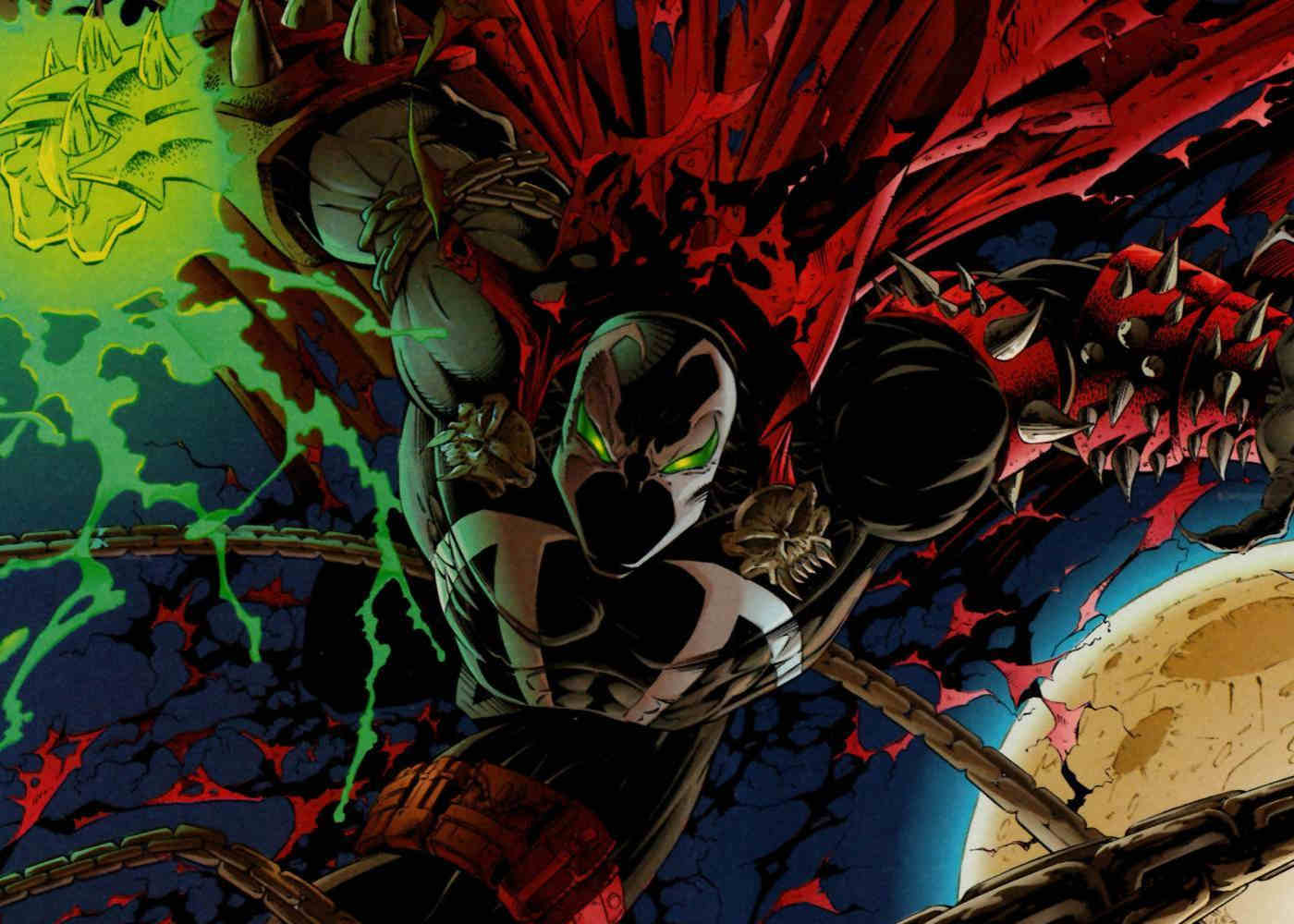 Todd McFarlane Has Finished the Spawn Movie Script