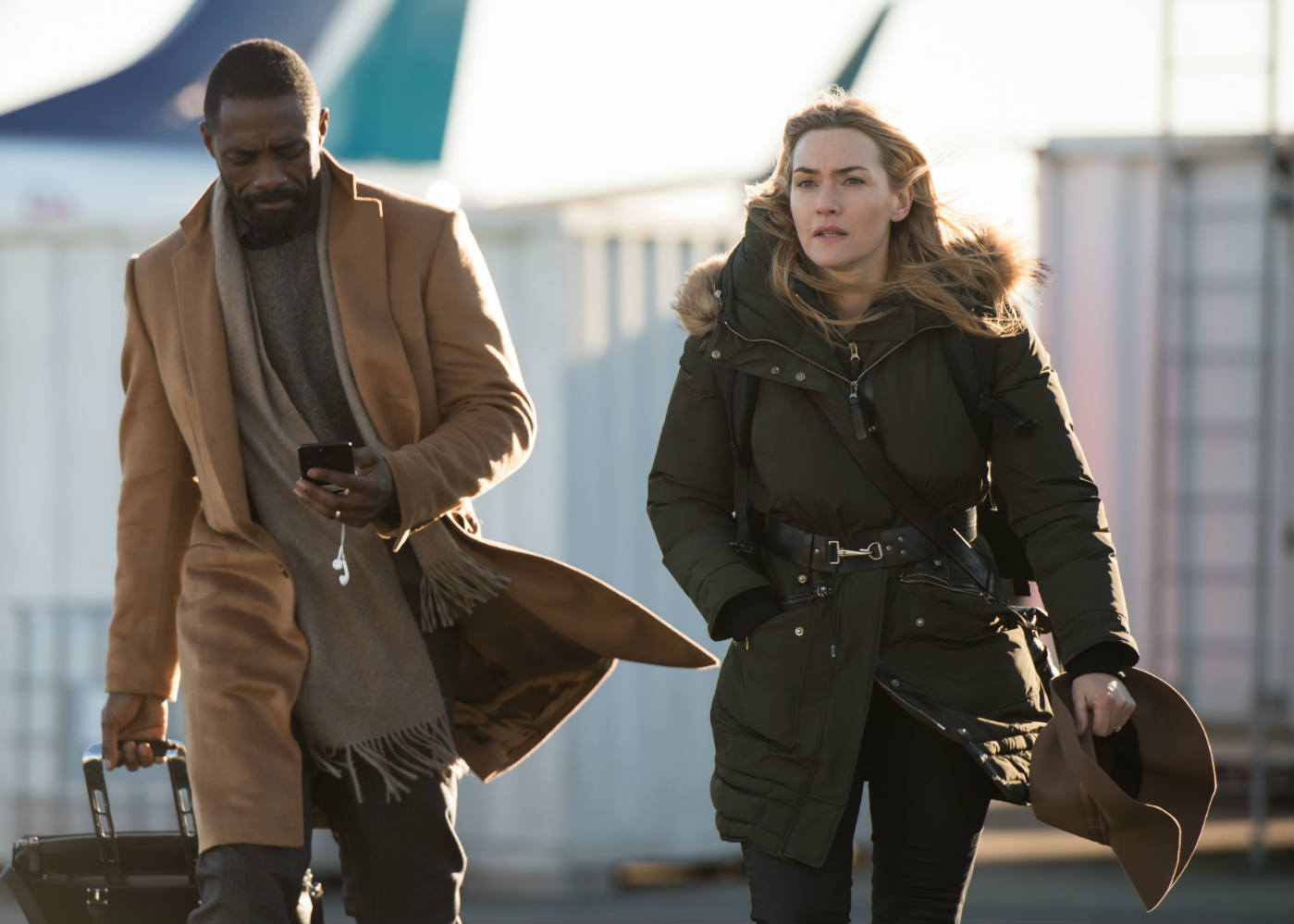 The Mountain Between Us Trailer: Kate Winslet and Idris Elba Must Rely on Each Other