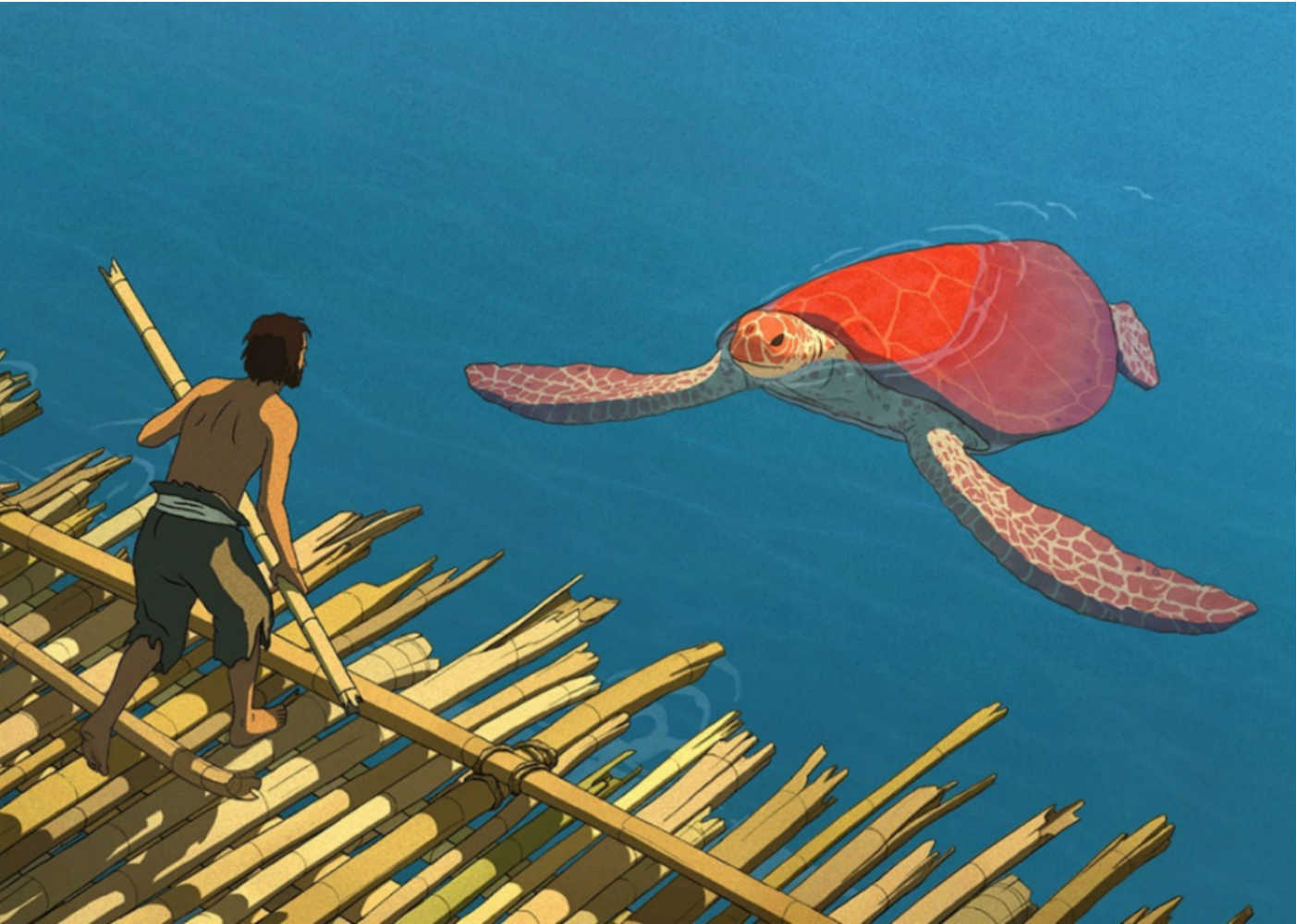 Review: The Red Turtle is a Fable of Beauty and Wonder
