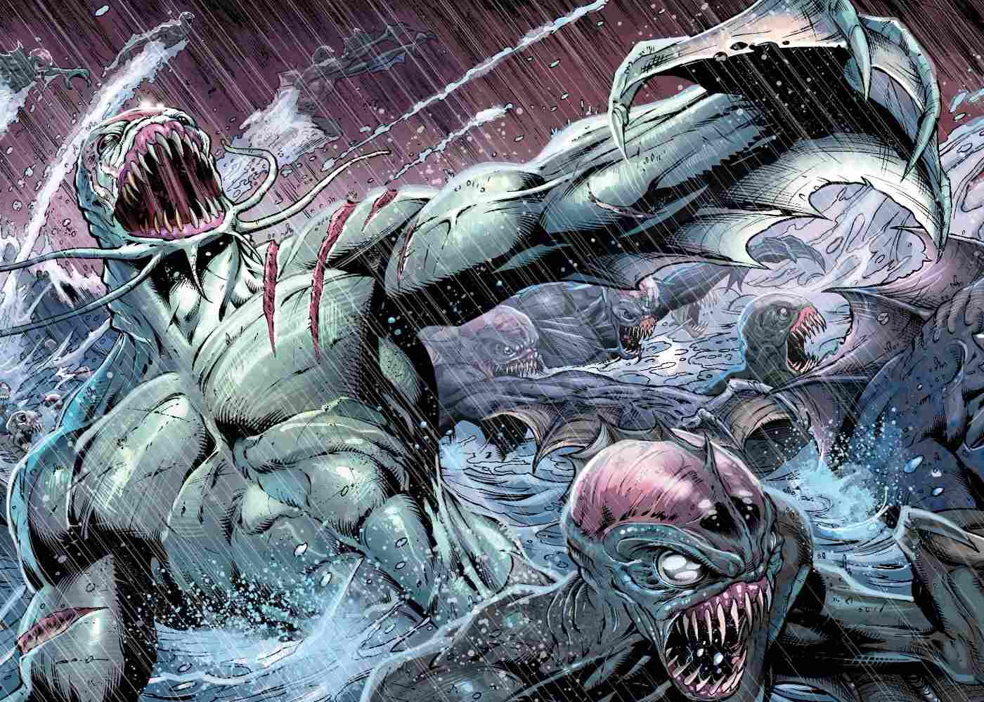 Details on Creatures Reported to Feature in Aquaman