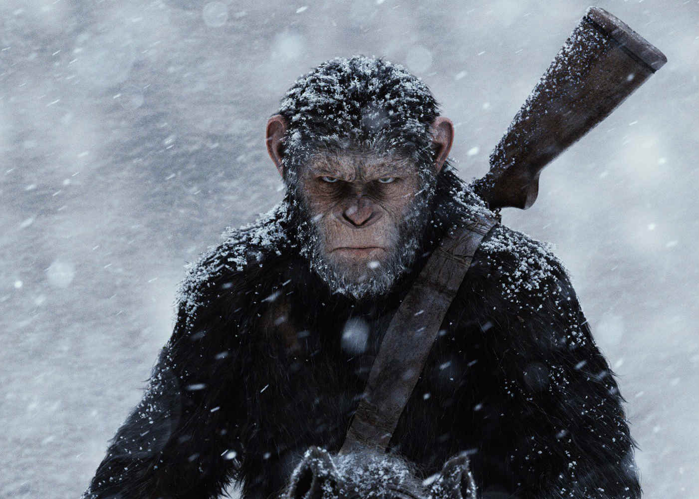 War for the Planet of the Apes New Clip: Legacy