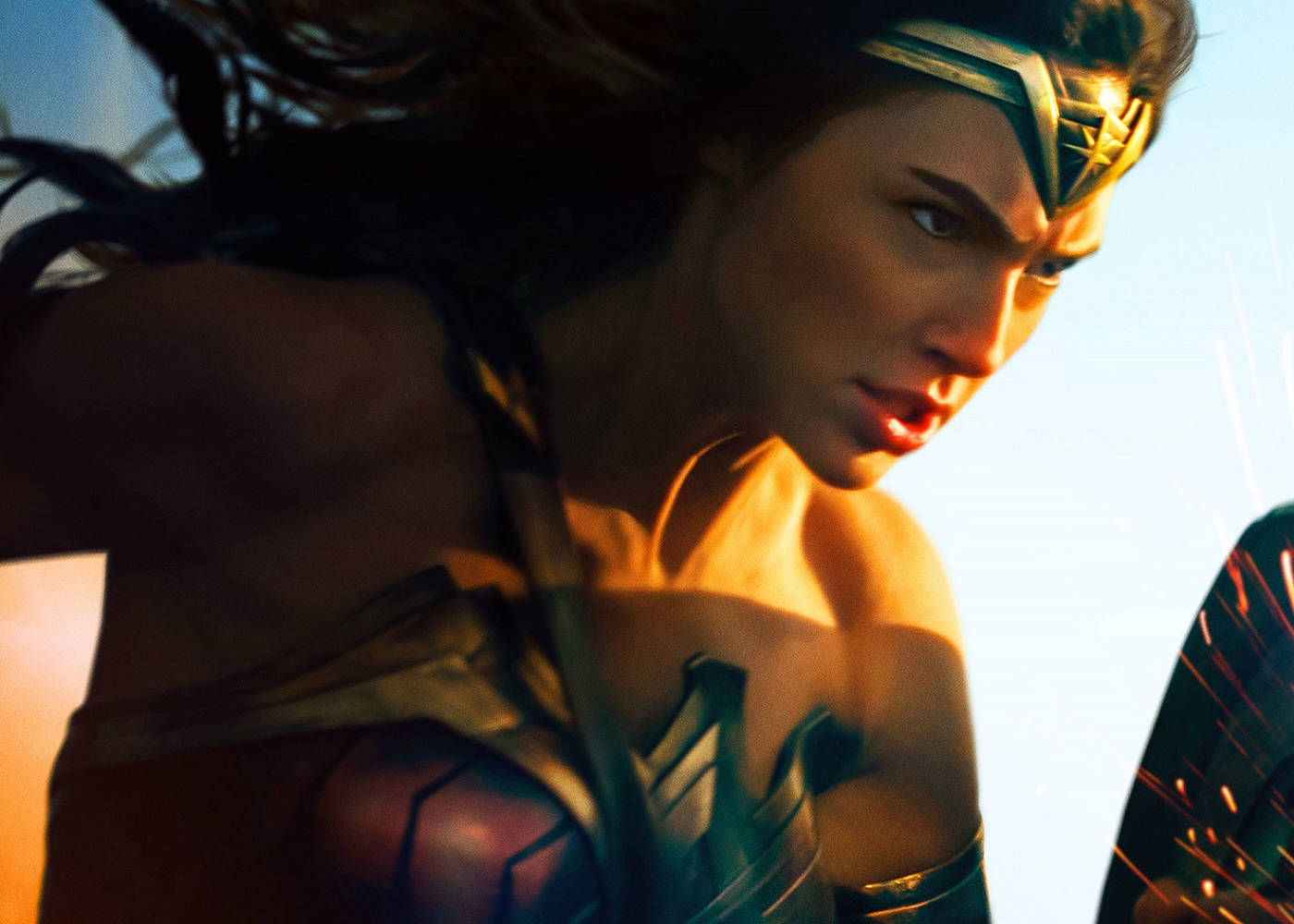 New Wonder Woman Poster Features Diana Prince and Steve Trevor