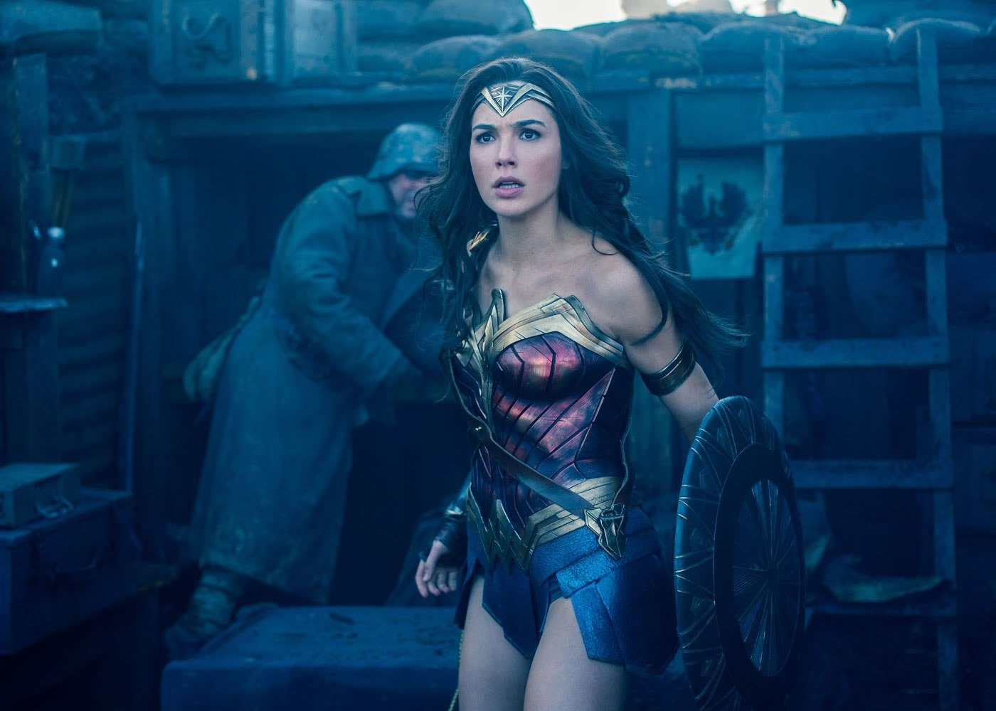 Wonder Woman Has No Deleted Scenes Says Patty Jenkins