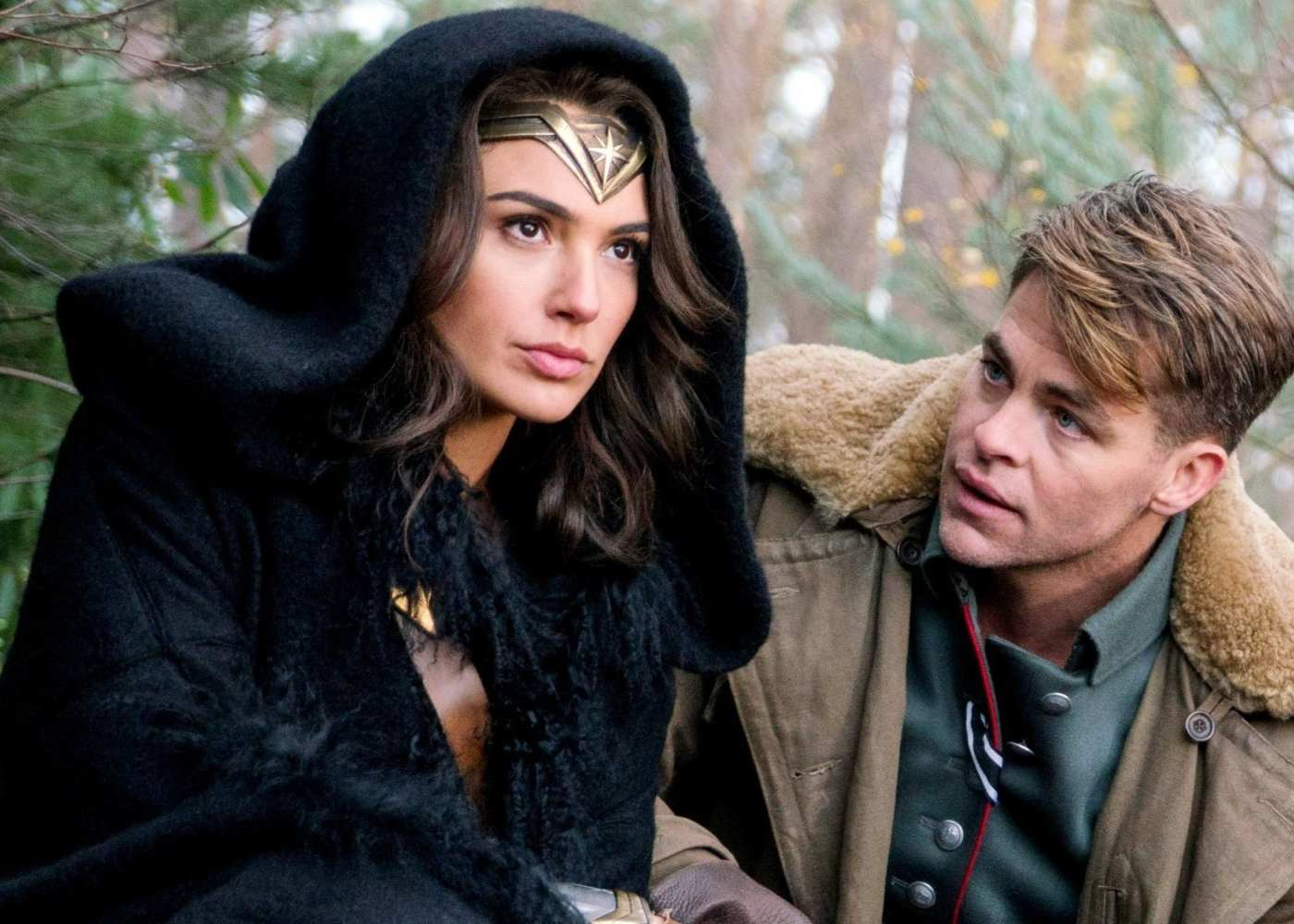 Report: Wonder Woman Sequel Confirmed