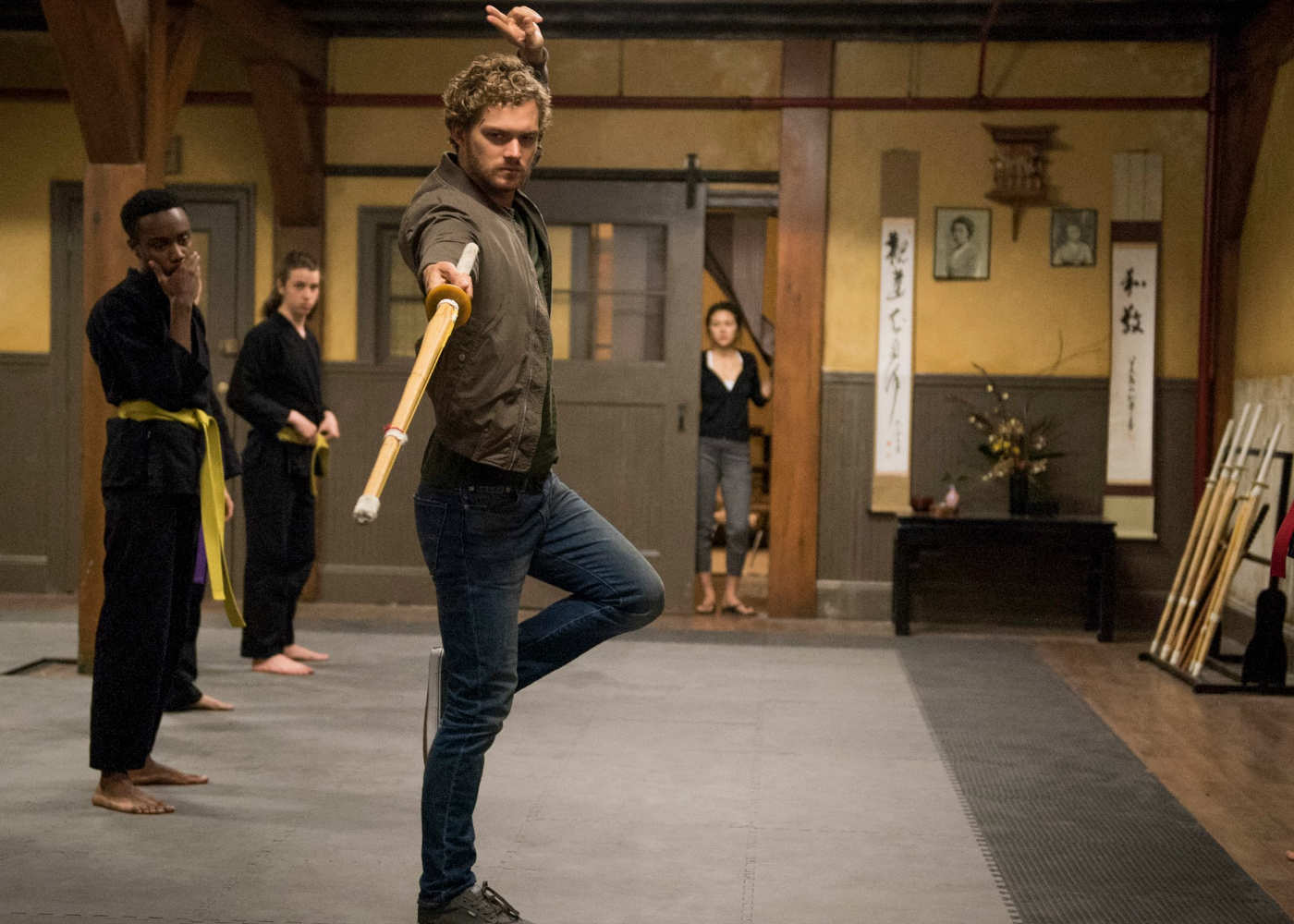danny rand, finn jones, defenders, iron fist