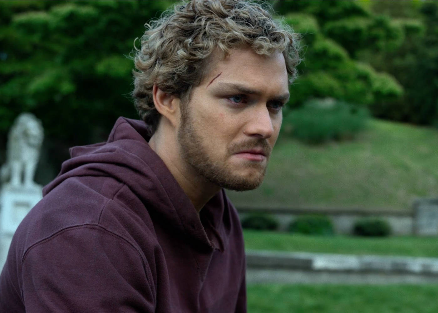 Defenders' Finn Jones Promises More Mature Danny Rand