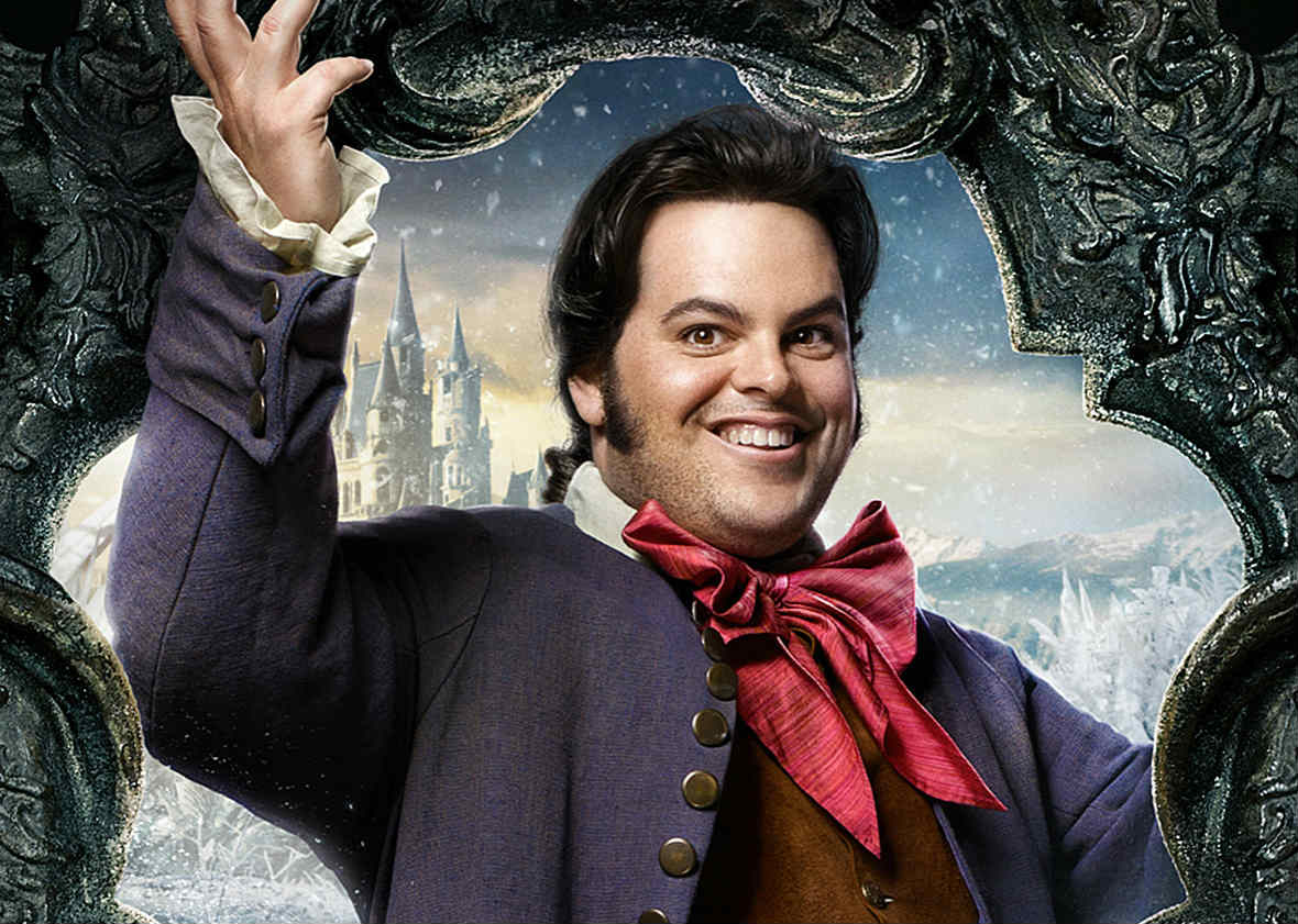 Josh Gad Looks Classy as The Penguin
