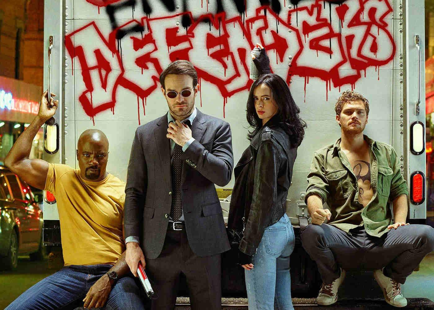 The Defenders Lanza Su Nuevo Trailer