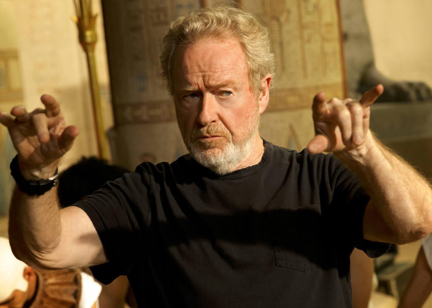 Ridley Scott to Produce new J.G. Ballard Adaptation of 'Hello America' for Netflix