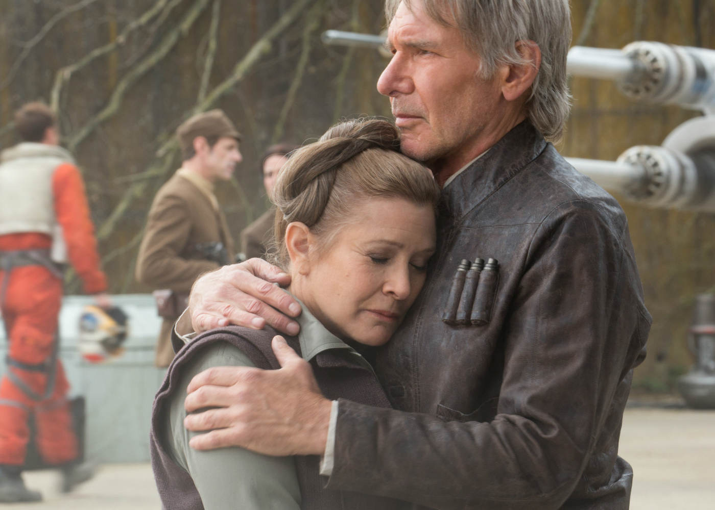 Star Wars: Episode IX Rebooted after Carrie Fisher's Death