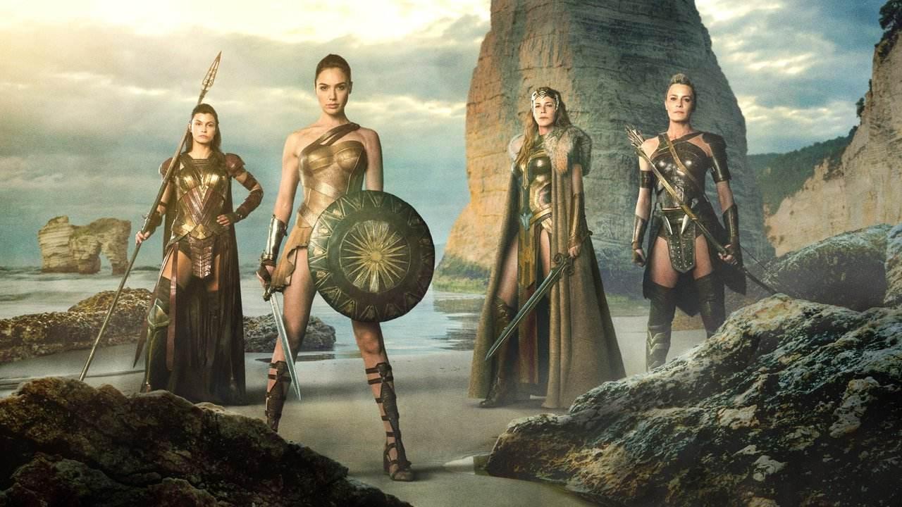 Amazons Wonder Woman