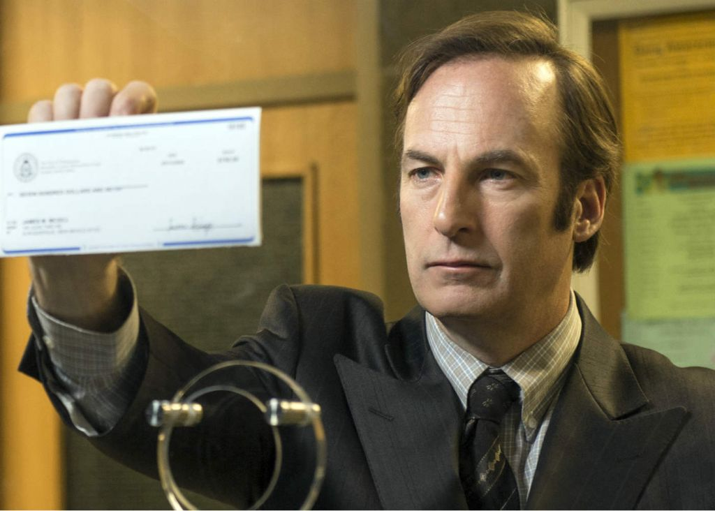 Bob Odenkirk. The Papers