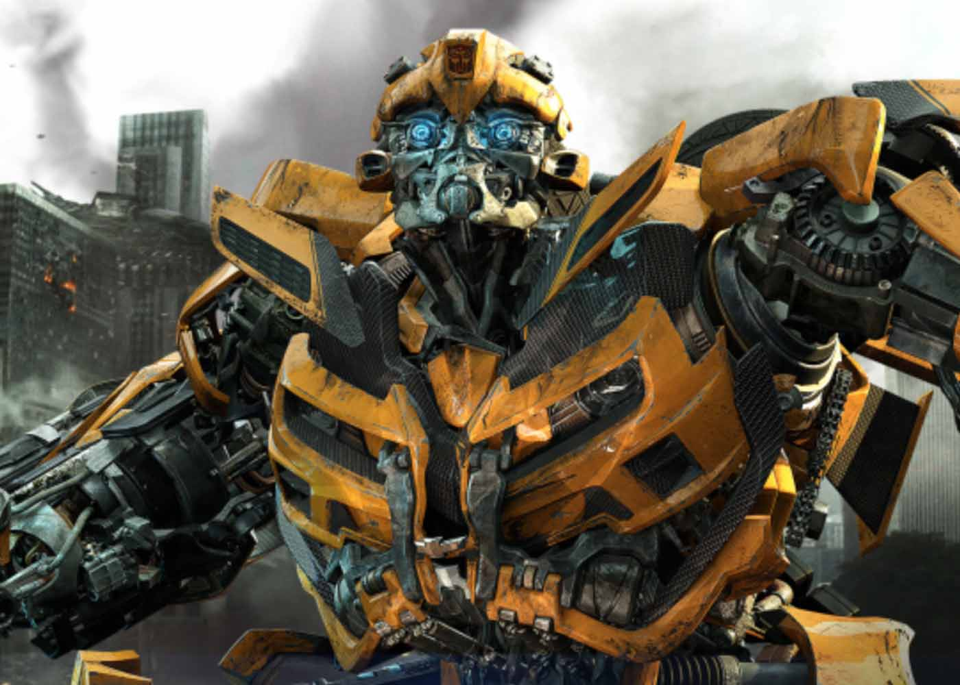 Take A First Look At 'Transformers' Prequel Bumblebee!
