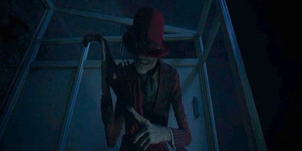 Crooked Man in Conjuring 2