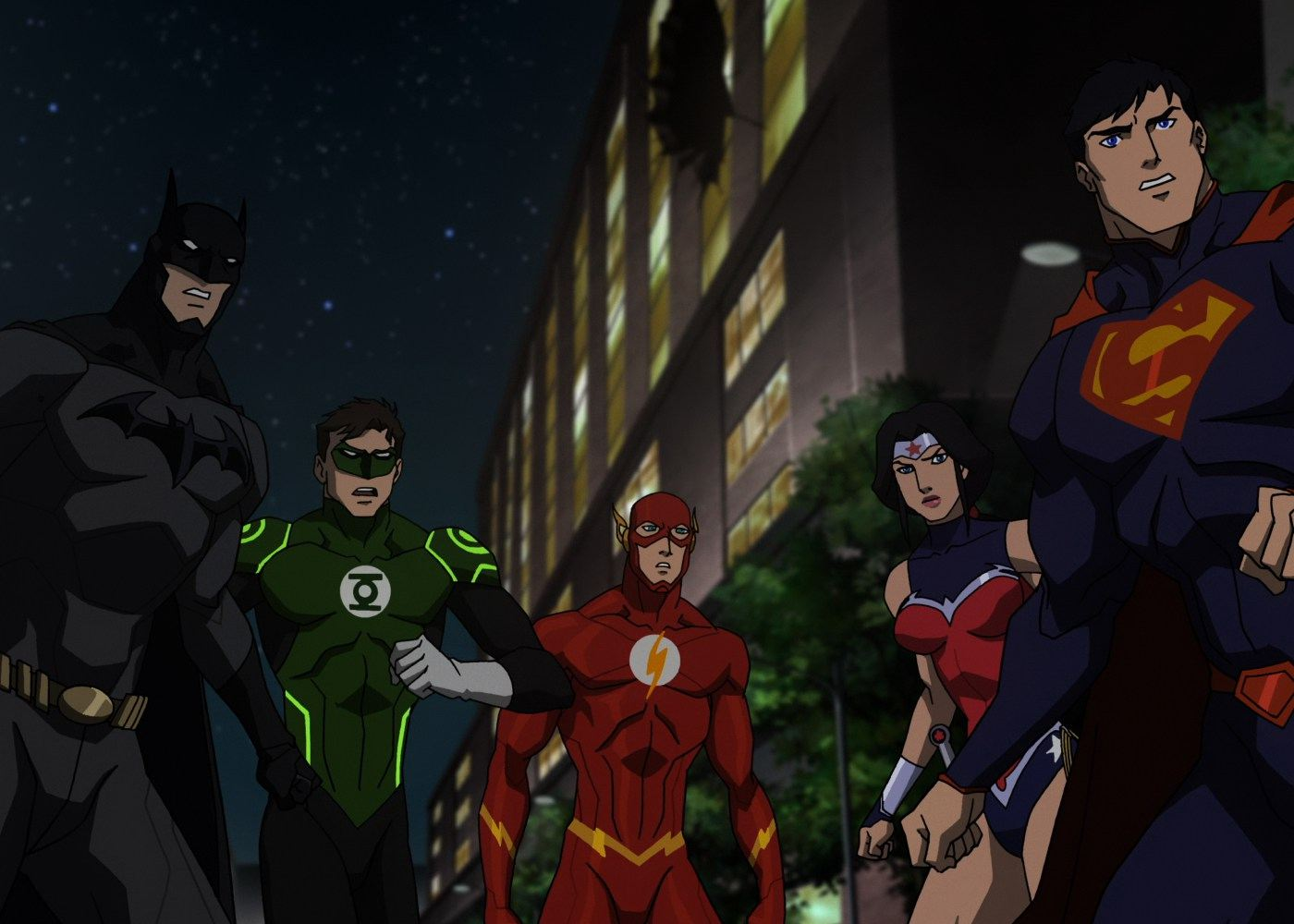 WB Releasing Box Set Featuring All 30 DC Universe Animated Films