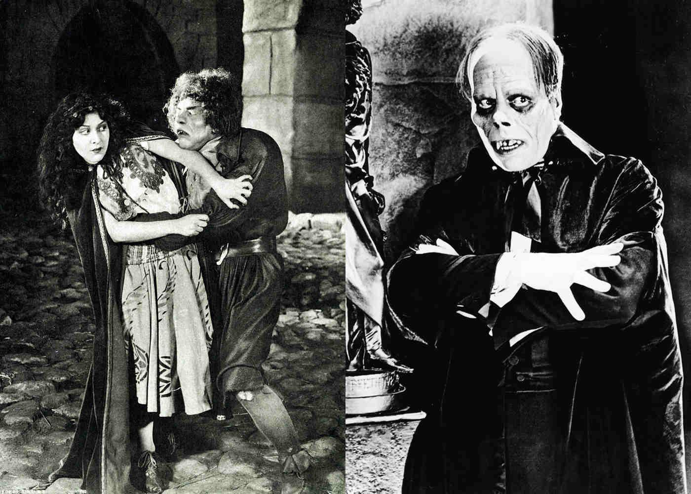 dark universe, universal, phantom opera, hunchback notre dame