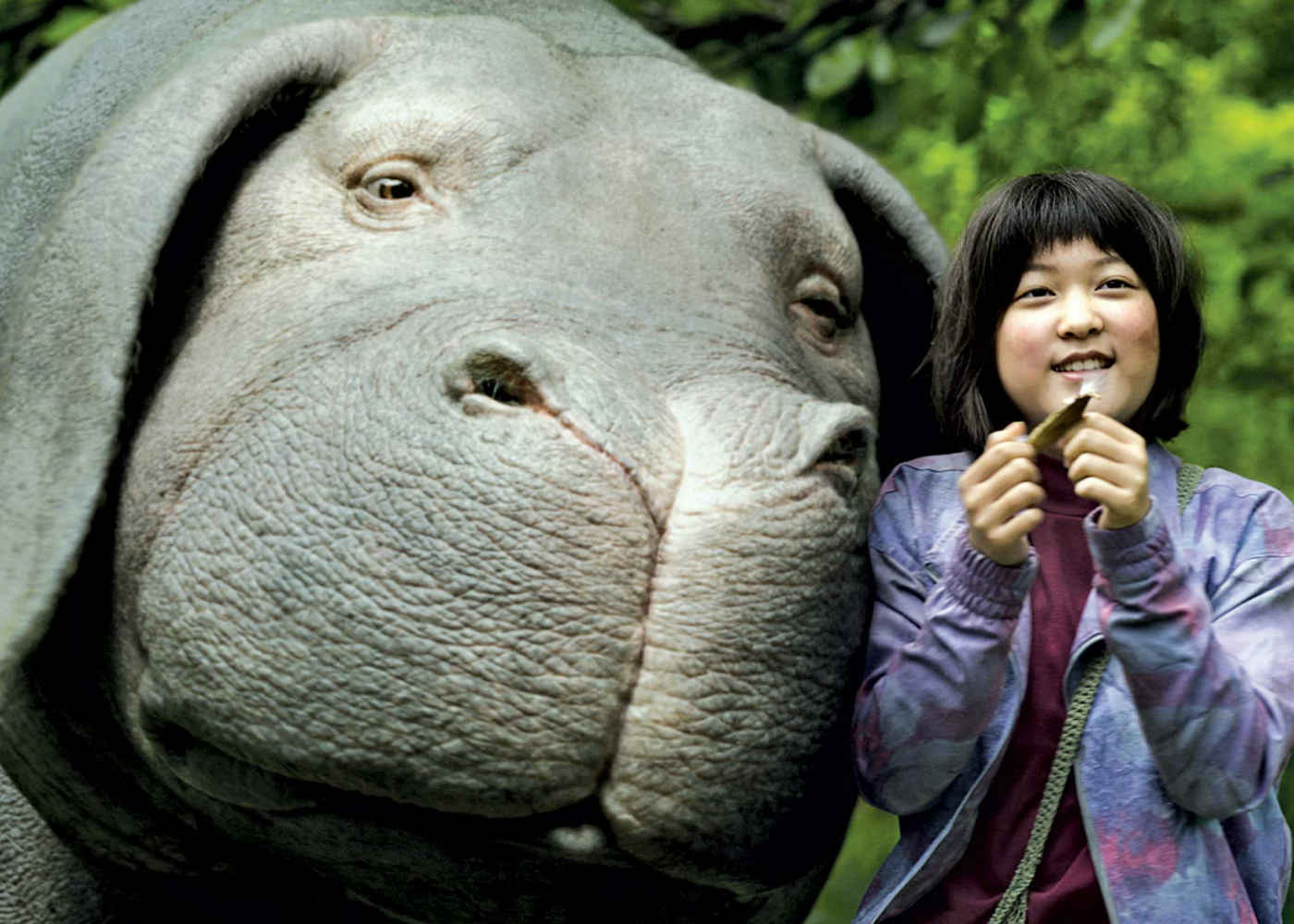 Review: Netflix's Okja is Simply OK