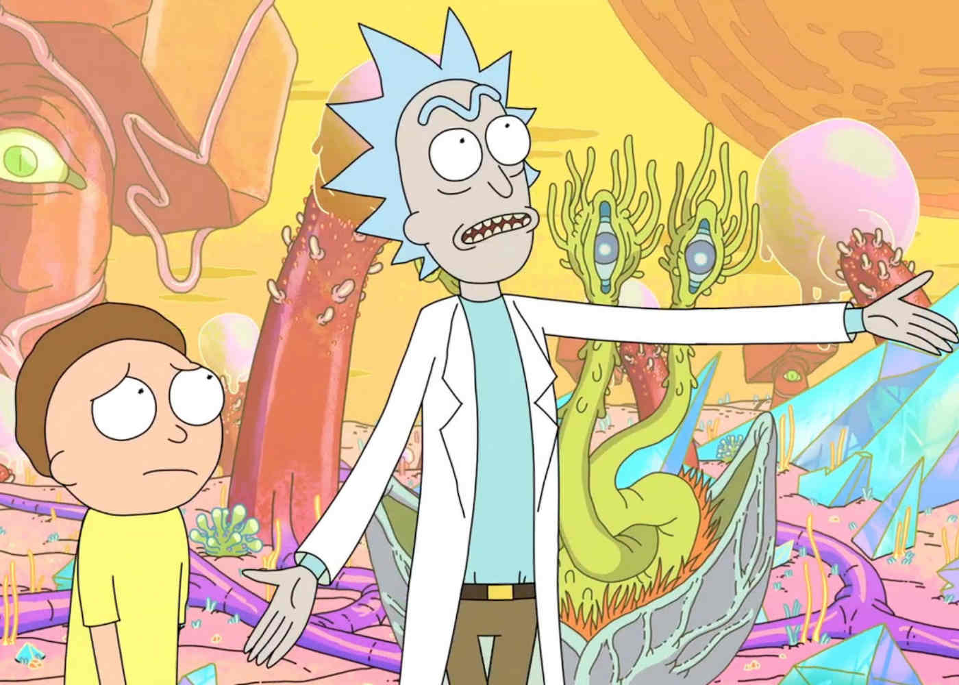 Wubba Lubba Dub Dub! New Rick and Morty Season 3 Trailer
