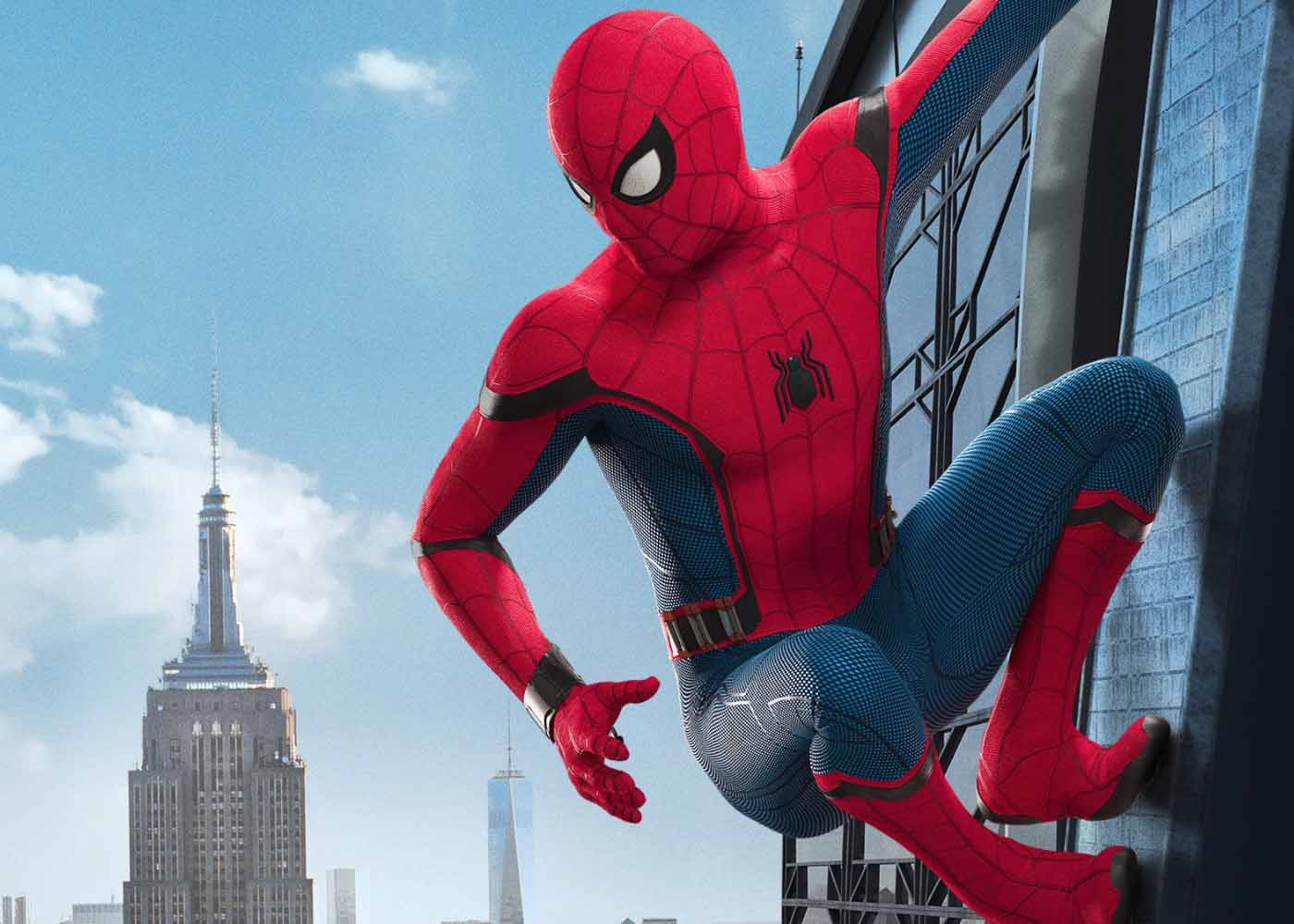 Iron Man is the Coolest Mentor Ever in Spider-Man: Homecoming Video