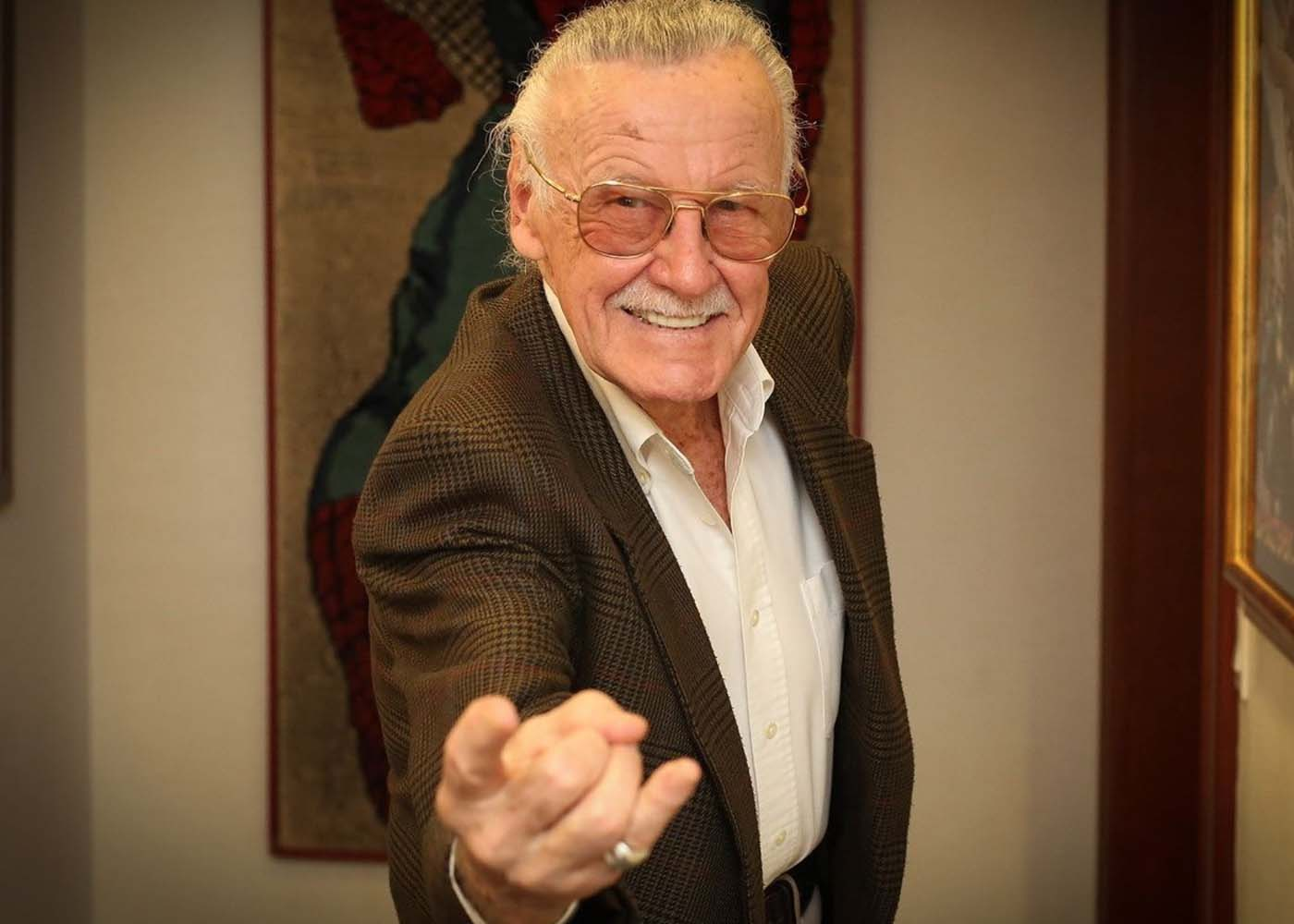 Stan Lee to Receive Disney Legends Award