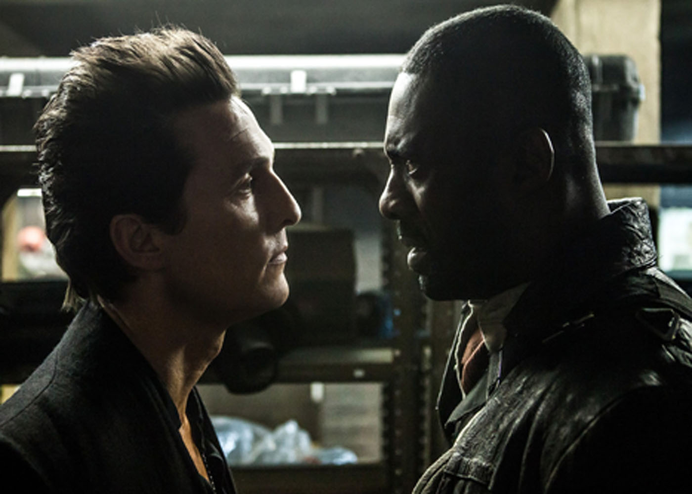 New Dark Tower TV Spots Highlight Conflict Between Roland and The Man in Black