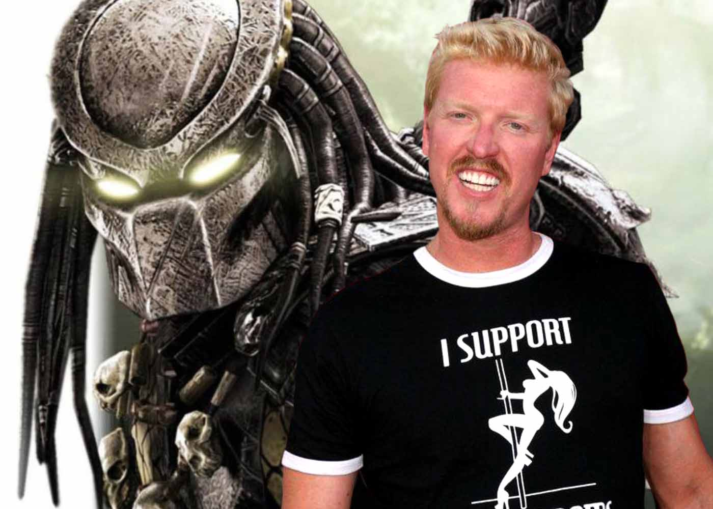 Jake Busey's Character Will Connect The Predator Directly to Predator 2